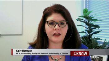 University of Phoenix TV Spot, 'In the Know: Digital Accessability' - Thumbnail 5
