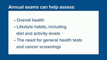 Providence Health & Services TV Spot, 'Wellness Watch: Annual Exams' - Thumbnail 4