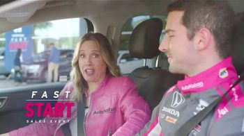 AutoNation Fast Start Sales Event TV Spot, 'Jeep Freedom Days: 0% APR for 84 Months' Featuring Alexander Rossi