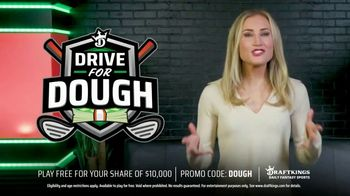 DraftKings Drive for Dough TV Spot, 'PGA Tour: There's Still Time'