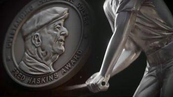 Stifel TV Spot, 'Fred Haskins Award: John Pak' - Thumbnail 1