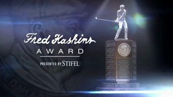 Stifel TV Spot, 'Fred Haskins Award: John Pak' - Thumbnail 3