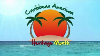 Grace Foods TV Spot, 'Caribbean American Heritage Month'