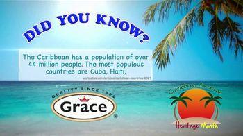 Grace Foods TV Spot, 'Caribbean American Heritage Month' - Thumbnail 5