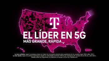 T-Mobile Magenta MAX TV Spot, 'iPhone 12 Pro On Us: el líder en 5G' [Spanish] - Thumbnail 7