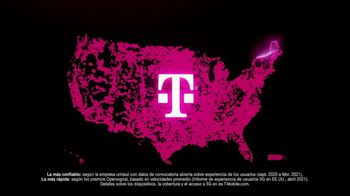 T-Mobile Magenta MAX TV Spot, 'iPhone 12 Pro On Us: el líder en 5G' [Spanish] - Thumbnail 6