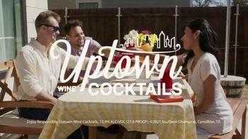 Uptown Wine Cocktails Mango Margarita TV Spot, 'Celebrate Summer' Song by Randy Sharp - Thumbnail 9