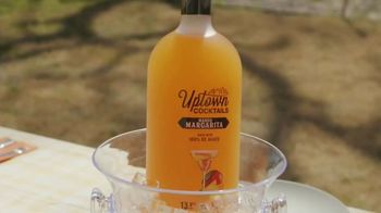 Uptown Wine Cocktails Mango Margarita TV Spot, 'Celebrate Summer' Song by Randy Sharp - Thumbnail 2
