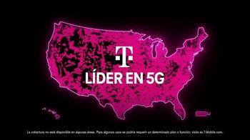 T-Mobile Magenta MAX TV Spot, 'iPhone 12 Pro On Us: el líder en 5G: datos ilimitados' [Spanish] - Thumbnail 1