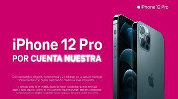 T-Mobile Magenta MAX TV Spot, 'iPhone 12 Pro On Us: el líder en 5G: datos ilimitados' [Spanish] - Thumbnail 2