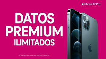 T-Mobile Magenta MAX TV Spot, 'iPhone 12 Pro On Us: el líder en 5G: datos ilimitados' [Spanish] - Thumbnail 6