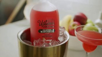 Uptown Wine Cocktails Strawberry Margarita TV Spot, 'Cooking With Uptown' Song by The Places - Thumbnail 1