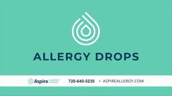 Aspire Allergy & Sinus TV Spot, 'Stuck' - Thumbnail 6