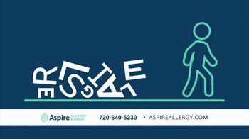 Aspire Allergy & Sinus TV Spot, 'Stuck' - Thumbnail 8