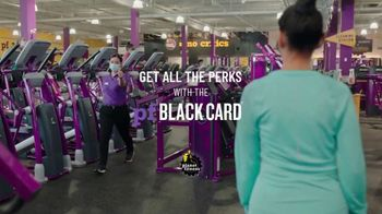 Planet Fitness Black Card Free Month Sale TV Spot, 'Get Moving' - Thumbnail 8