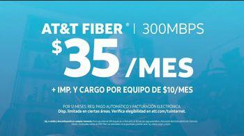 AT&T Internet Fiber TV Spot, 'Mal de amor: 300Mbps for $35 per Month' [Spanish] - Thumbnail 8