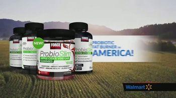 Force Factor ProbioSlim TV Spot, 'Bloat and Bulge: Walmart'