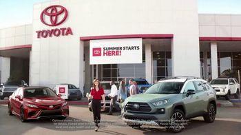 Toyota Summer Starts Here TV Spot, 'Ice Cream' [T2] - Thumbnail 1