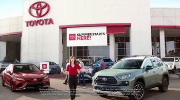 Toyota Summer Starts Here TV Spot, 'Ice Cream' [T2] - Thumbnail 2