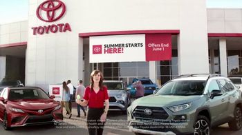 Toyota Summer Starts Here TV Spot, 'Ice Cream' [T2] - Thumbnail 3