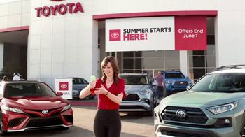 Toyota Summer Starts Here TV Spot, 'Ice Cream' [T2] - Thumbnail 7