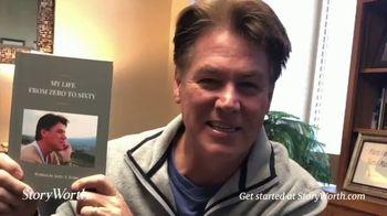StoryWorth TV Spot, 'Dad: My Life From Zero to Sixty' - Thumbnail 2