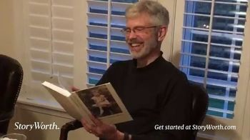 StoryWorth TV Spot, 'Dad: My Life From Zero to Sixty' - Thumbnail 3
