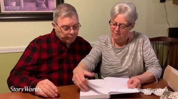 StoryWorth TV Spot, 'Dad: My Life From Zero to Sixty' - Thumbnail 4