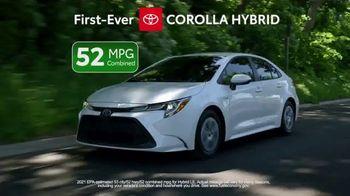 Toyota TV Spot, 'Ten Different Hybrids: Team USA' [T2] - Thumbnail 5