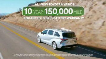 Toyota TV Spot, 'Ten Different Hybrids: Team USA' [T2] - Thumbnail 9
