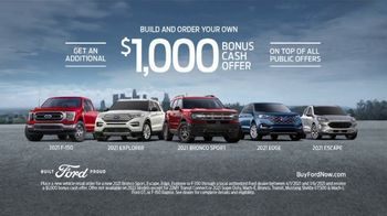 Ford TV Spot, 'Built for You by You: Escape, Bronco Sport and Ranger' [T2] - Thumbnail 9