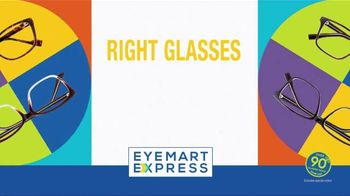 Eyemart Express The Right Sale TV Spot, 'Right Now' - Thumbnail 1