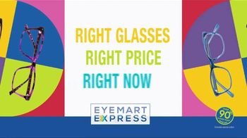 Eyemart Express The Right Sale TV Spot, 'Right Now' - Thumbnail 2