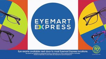 Eyemart Express The Right Sale TV Spot, 'Right Now' - Thumbnail 4