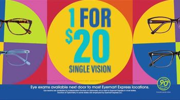 Eyemart Express The Right Sale TV Spot, 'Right Now' - Thumbnail 5