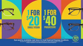 Eyemart Express The Right Sale TV Spot, 'Right Now' - Thumbnail 8
