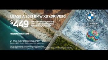 BMW TV Spot, 'There's an X for That' Song by NOISY [T2] - Thumbnail 8