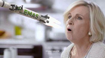 Tukol Max Action TV Spot, 'Cohete de flemas' [Spanish] - Thumbnail 3