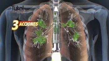 Tukol Max Action TV Spot, 'Cohete de flemas' [Spanish] - Thumbnail 8
