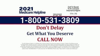 The Medicare Helpline TV Spot, 'Extra 2021 Medicare Benefits' Featuring Jimmie Walker - Thumbnail 10