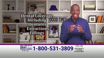 The Medicare Helpline TV Spot, 'Extra 2021 Medicare Benefits' Featuring Jimmie Walker - Thumbnail 4