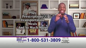 The Medicare Helpline TV Spot, 'Extra 2021 Medicare Benefits' Featuring Jimmie Walker - Thumbnail 5