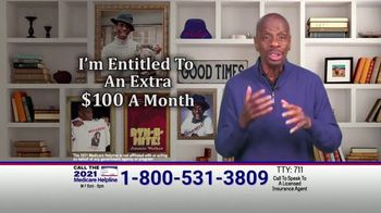 The Medicare Helpline TV Spot, 'Extra 2021 Medicare Benefits' Featuring Jimmie Walker - Thumbnail 7