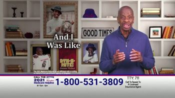 The Medicare Helpline TV Spot, 'Extra 2021 Medicare Benefits' Featuring Jimmie Walker - Thumbnail 8
