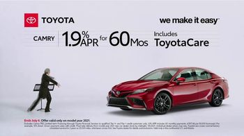 2021 Toyota Camry TV Spot, 'Conductor: Camry' [T2] - Thumbnail 3