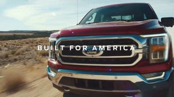 2021 Ford F-150 TV Spot, 'Truck of the Future: F-150: Pro Power Onboard' [T2]