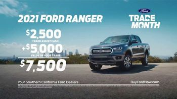 Ford Trade Month TV Spot, 'Trade Up: Ranger' [T2] - Thumbnail 7