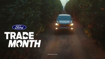 Ford Trade Month TV Spot, 'Trade Up: Ranger' [T2] - Thumbnail 1