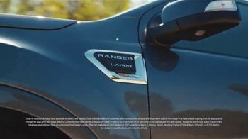 Ford Trade Month TV Spot, 'Trade Up: Ranger' [T2] - Thumbnail 4