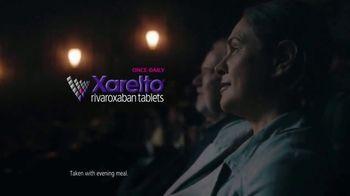 Xarelto TV Spot, 'Not Today: Movie Theater: $470' - Thumbnail 3